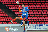 23.04.2010, Ratina, Tampere..Veikkausliiga 2010, Tampere United - JJK Jyv?skyl?..Kristian Kojola - TamU.©Juha Tamminen.