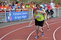 2017 FFSA Championnats De France Athlétisme, Nantes.