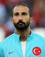Uefa - World Cup Fifa Russia 2018 Qualifier / <br /> Turkey National Team - Preview Set - <br /> Volkan Babacan