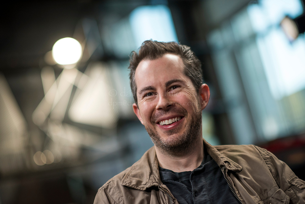 Bill Maris, founder of venture fund Section 32 and former chief executive officer of GV, formerly Google Ventures, speaks during an interview in San Francisco, California, U.S., on Thursday, Feb. 25, 2016. Maris founded the $100 million fund to which he'll be the sole investor and will focus on biotech and health-care startups. Photographer: David Paul Morris