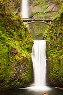 Multnomah Falls, Oregon photos - stock photos, Oregon Gorge photos, fine art prints
