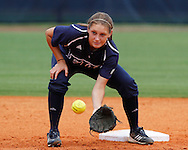 FIU Softball VS. ULM at the FIU Softball Complex.  Saturday game in which FIU swept the series.  Mariah Dawson pitched a complete game.