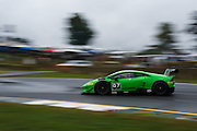 September 30- October 2, 2015: Lamborghini Super Trofeo, Road Atlanta. #07 Cedric Sbirrazzuoli, Lawrence DeGeorge, STR, Lamborghini of Dallas, Lamborghini Huracan 620-2