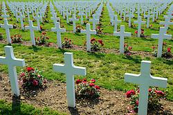 French Military Cemetary at Douaumont, Verdun, France<br /> <br /> (c) Andrew Wilson | Edinburgh Elite media