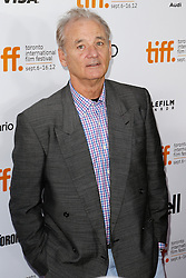 Actor BILL MURRAY at the 'Hyde Park On Hudson' premiere during the 2012 Toronto International Film Festival at Roy Thomson Hall, September 10th. Photo by David Tabor/ i-Images.