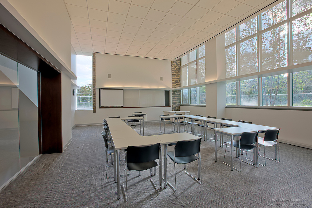 Interior Design Image Of St Albans School In Washington DC By Architectural Photographer Jeffrey Sauers