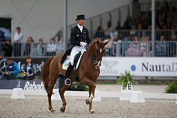 Kittel Patrick, (SWE), Watermill Scandic HBC<br /> Interchem prijs Grand Prix Freestyle CDI5*<br /> CHIO Rotterdam 2015<br /> © Hippo Foto - Dirk Caremans<br /> 20/06/15