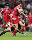 Super 15, Highlanders v Reds, Dunedin 2015