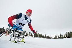 BYCHENOK Alexey, RUS, Long Distance Biathlon, 2015 IPC Nordic and Biathlon World Cup Finals, Surnadal, Norway