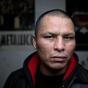 Gabriel Smarch Jr. Drug dealer, aboriginal Tlingit man, family rape survivor. Many members of Gabriel's family attended Indian Residential Schools, and Gabriel says they brought the violence they faced at the insitutions home with them. Among the abuses he says he suffered, Gabriel claims his uncle beat him repeatedly and raped him when he was five years old. Gabriel grew up to be a violent offender and sexaul assault convict himself, but is trying to change.