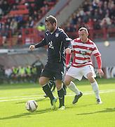 Peter MacDonald - Hamilton v Dundee, SPFL Championship at <br /> New Douglas Park<br /> <br />  - &copy; David Young - www.davidyoungphoto.co.uk - email: davidyoungphoto@gmail.com