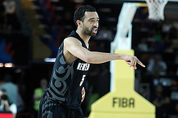 02.09.2014, City Arena, Bilbao, ESP, FIBA WM, USA vs Neuseeland, im Bild New Zealand's Everard Bartlett // during FIBA Basketball World Cup Spain 2014 match between USA and New Zealand at the City Arena in Bilbao, Spain on 2014/09/02. EXPA Pictures © 2014, PhotoCredit: EXPA/ Alterphotos/ Acero<br /> <br /> *****ATTENTION - OUT of ESP, SUI*****