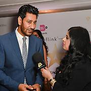 Harbhajan Mann is a singer attend the BritAsiaTV Presents Kuflink Punjabi Film Awards 2019 at Grosvenor House, Park Lane, London,United Kingdom. 30 March 2019