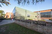 Walnut Bend Elementary school, February 6, 2013.