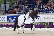 Sanneke Rothenberger - Deveraux old<br /> CHIO Aachen 2012<br /> © DigiShots
