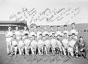 All Ireland Senior Football Final Down v. Offaly 24th September 1961??....All Ireland Minor Football Final Cork v. Mayo 24th September 1961??