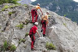 Presentation of Alpine Association of Slovenia - Safety in the mountains, on June 14, 2018 in Kamniska Bistrica, Kamnik, Slovenia. Photo by Urban Urbanc / Sportida