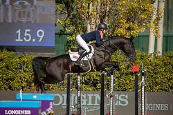 Whitaker Ellen, GBR, Arena UK Winston<br /> FEI Jumping Nations Cup Final<br /> Barcelona 2019<br /> © Hippo Foto - Dirk Caremans<br />  03/10/2019