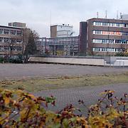 NLD/Huizen/20051130 - Supermarktketen Lidl komt op het terrein van Lucent Botterstraat Huizen
