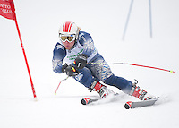 Macomber Cup at Gunstock second run mens giant slalom January 29, 2011.