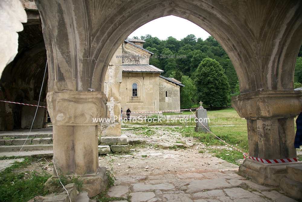 Georgia, Kutaisi Gelati Monastery,