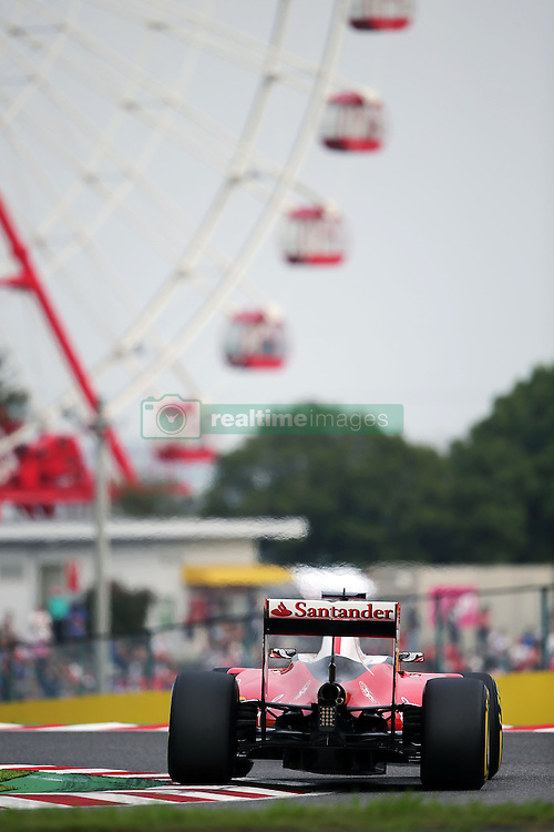 Sebastian Vettel (GER) Ferrari SF16-H.<br /> 08.10.2016. Formula 1 World Championship, Rd 17, Japanese Grand Prix, Suzuka, Japan, Qualifying Day.<br /> Copyright: Moy / XPB Images / action press