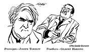 The Gentle Gunman ;  Joseph Tomelty and Gilbert Harding ..