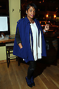 29 November 2010- New York, NY-. Akinah Rahman at Chrisette Michele's Album Release Party for 'Let Freedom Reign' held at The City Winery on November 29, 2010 in New York City.  Photo Credit: Terrence Jennings