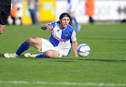 Bristol Rovers' John-Joe OToole - Photo mandatory by-line: Joe Meredith/JMP - Tel: Mobile: 07966 386802 05/10/2013 - SPORT - FOOTBALL - Memorial Stadium - Bristol - Bristol Rovers V Fleetwood Town - Sky Bet League 2