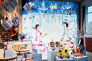 Photographs of the launch of a new Christmas collection from Wedgwood, with Ioan Said Photography