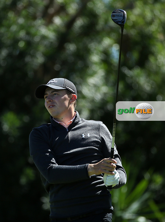 Matthew Fitzpatrick (ENG) during the 3rd round of the Arnold Palmer Invitational presented by Mastercard, Bay Hill, Orlando, Florida, USA. 07/03/2020.<br /> Picture: Golffile | Scott Halleran<br /> <br /> <br /> All photo usage must carry mandatory copyright credit (© Golffile | Scott Halleran)