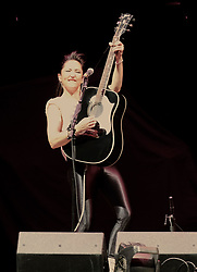 Hall and Oates Tour, Wednesday 1st May 2019<br /> <br /> Pictured: Support Artist KT Tunstall<br /> <br /> Aimee Todd | Edinburgh Elite media