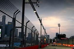 September 15, 2018 - Singapore, Singapore - Motorsports: FIA Formula One World Championship 2018, Grand Prix of Singapore, .#10 Pierre Gasly (FRA, Red Bull Toro Rosso Honda) (Credit Image: © Hoch Zwei via ZUMA Wire)