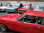 Mustang Car Owners Club Outing - Candelaria - Bogota - Colombia