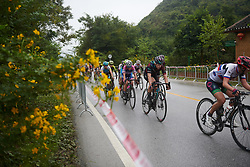 Tanja Erath (GER) at GREE Tour of Guangxi Women's World Tour 2018, a 145.8 km road race in Guilin, China on October 21, 2018. Photo by Sean Robinson/velofocus.com