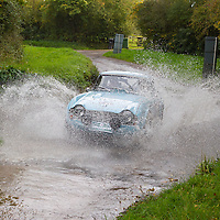 Car 106 Jonathan Hancox Richard Lambley Triumph TR4