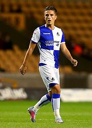 Tom Nichols of Bristol Rovers - Mandatory by-line: Robbie Stephenson/JMP - 19/09/2017 - FOOTBALL - Molineux - Wolverhampton, England - Wolverhampton Wanderers v Bristol Rovers - Carabao Cup