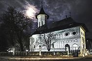 Biserica Sfantul Ioan Botezatorul in Siret, Romania.