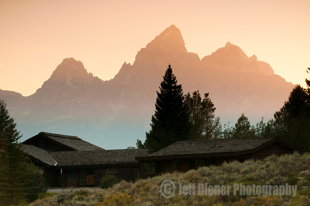 Lost Creek Ranch in Jackson Hole, Wyoming.