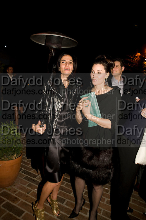MARYAM MALAKPOUR; GINA GERSHON, Rodarte Poolside party to show their latest collection. Hosted by Kate and Laura Muleavy, Alex de Betak and Katherine Ross.  Chateau Marmont. West  Sunset  Boulevard. Los Angeles. 21 February 2009 *** Local Caption *** -DO NOT ARCHIVE -Copyright Photograph by Dafydd Jones. 248 Clapham Rd. London SW9 0PZ. Tel 0207 820 0771. www.dafjones.com<br /> MARYAM MALAKPOUR; GINA GERSHON, Rodarte Poolside party to show their latest collection. Hosted by Kate and Laura Muleavy, Alex de Betak and Katherine Ross.  Chateau Marmont. West  Sunset  Boulevard. Los Angeles. 21 February 2009