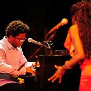"Iván ""Melon"" Lewis (Piano) and Buika"