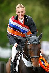 Romp Ruben (NED) - Cobos<br /> Nederlands Kampioenschap Springen CH Mierlo 2010<br /> © Hippo Foto - Leanjo de Koster