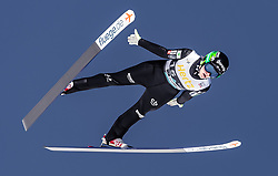 10.03.2019, Holmenkollen, Oslo, NOR, FIS Weltcup Skisprung, Raw Air, Oslo, Einzelbewerb, Damen, im Bild Jerneja Brecl (SLO) // Jerneja Brecl of Slovenia during the ladie's individual competition of the Raw Air Series of FIS Ski Jumping World Cup at the Holmenkollen in Oslo, Norway on 2019/03/10. EXPA Pictures © 2019, PhotoCredit: EXPA/ JFK