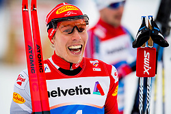 February 22, 2019 - Seefeld In Tirol, AUSTRIA - 190222 Franz-Josef Rehrl of Austria after competing in men's nordic combined 10 km Individual Gundersen during the FIS Nordic World Ski Championships on February 22, 2019 in Seefeld in Tirol..Photo: Vegard Wivestad GrÂ¿tt / BILDBYRN / kod VG / 170288 (Credit Image: © Vegard Wivestad Gr¯Tt/Bildbyran via ZUMA Press)