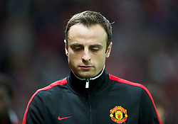 27.09.2011, Old Trafford, London, ENG, UEFA CL, Gruppe C, Manchester United (ENG) vs FC Basel (SUI), im Bild Manchester United's Dimitar Berbatov // during the UEFA Champions League game, group C, Manchester United (ENG) vs FC Basel (SUI) at Old Trafford stadium in London, United Kingdom on 2011/09/27. EXPA Pictures © 2011, PhotoCredit: EXPA/ Propaganda Photo/ David Rawcliff +++++ ATTENTION - OUT OF ENGLAND/GBR+++++