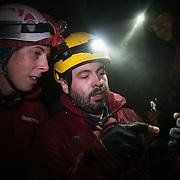 Climb training with Mark Wright and the Greenpeace elite climb team.