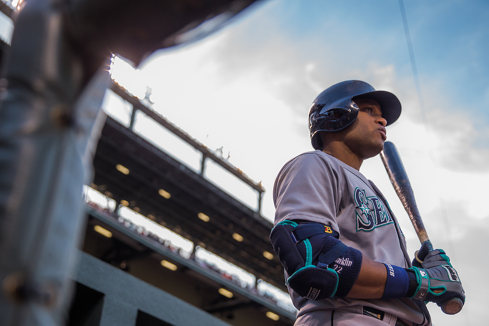 BALTIMORE, MD - MAY 20:  Robinson Cano #22 of the Seattle Mariners looks on during the game against the Baltimore Orioles at Oriole Park at Camden Yards on May 20, 2015 in Baltimore, Maryland. (Photo by Rob Tringali) *** Local Caption *** Robinson Cano