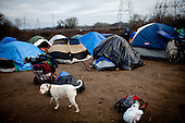 SafeGround - Homeless Tent City in Sacramento