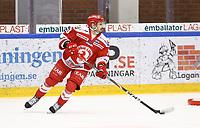 2020-03-06   Ljungby, Sverige: Troja-Ljungby (3) Kevin Karlsson under matchen i Hockeyettan mellan IF Troja/Ljungby och Bodens HF i Ljungby Arena ( Foto av: Fredrik Sten   Swe Press Photo )<br /> <br /> Nyckelord: Ljungby, Ishockey, Hockeyettan, Ljungby Arena, IF Troja/Ljungby, Bodens HF, fstb200306, playoff, kval