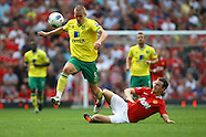 Manchester United v Norwich City 011011